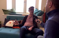 TEMA HUMOR:Morteza intervjuar Ove Haugen