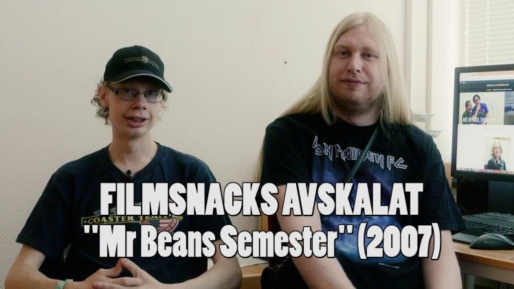 "TEMA SEMESTER: Filmsnacks ""Mr Beans Semester"" (2007)"