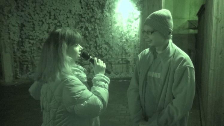 Halloween på Liseberg (pressvisning 20okt 2016)