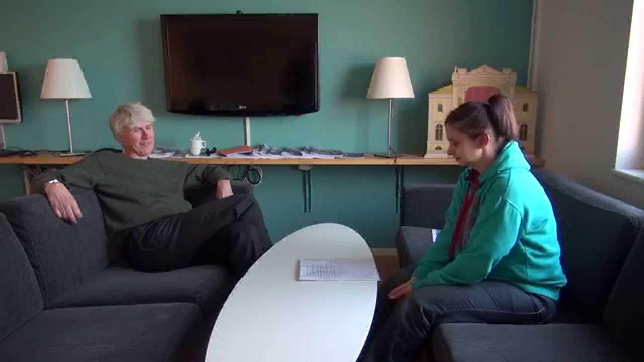 Aldrig eftermiddagar med Krisztina. Avsnitt 9: Peter Loguin