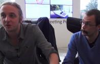 Aldrig eftermiddagar med Krisztina: Avsnitt 6. Martin Schibbye och Johan Persson
