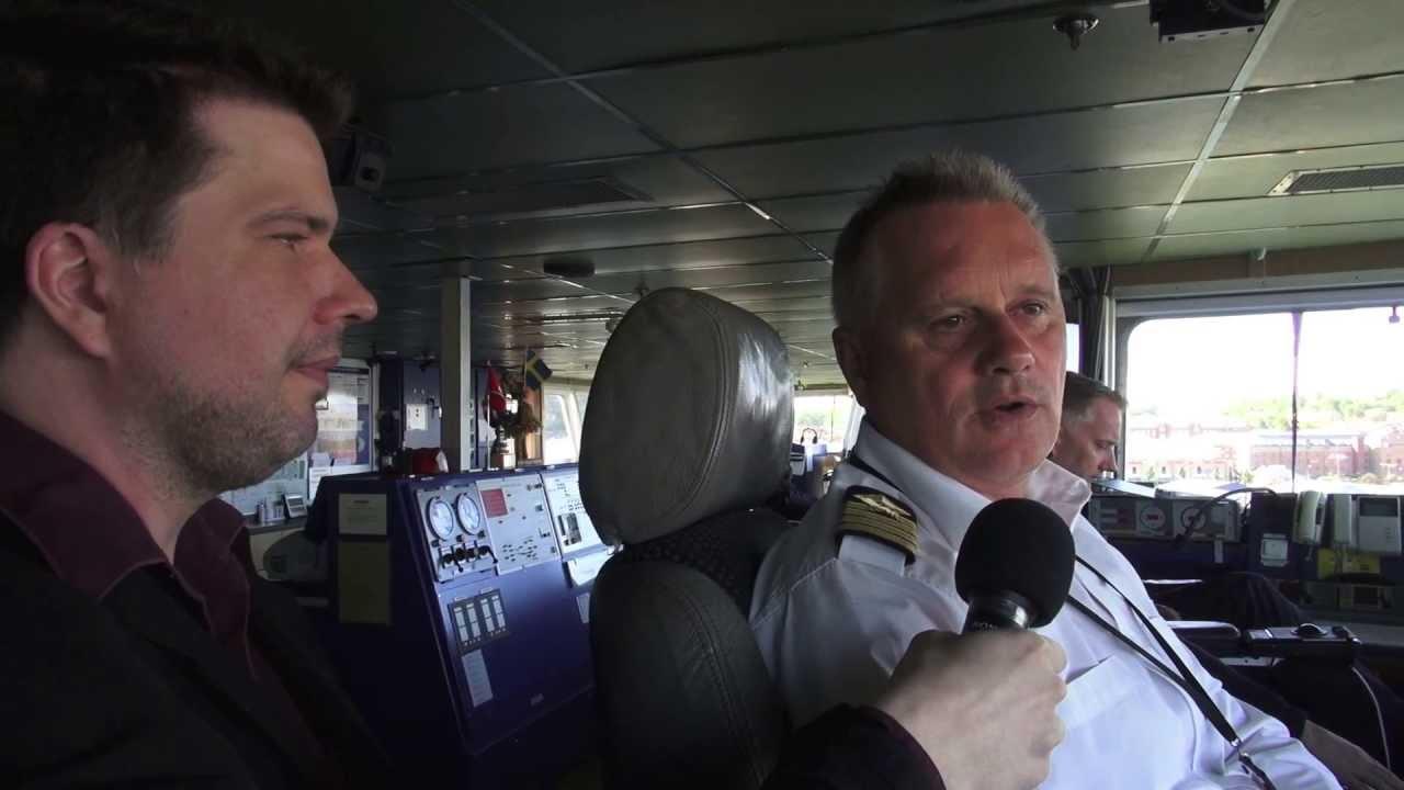 Din Karriär avsnitt 3: Kapten Magnus Dahlström