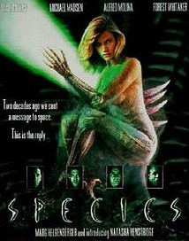 Filmrecension: Species (1995)