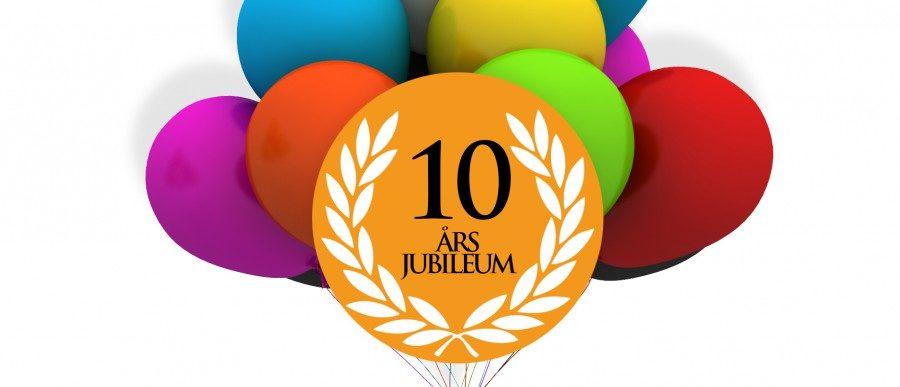 Vinnare i Tipspromenaden från vårt 10 års jubileum