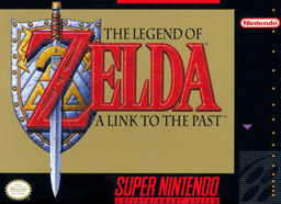 Spelrecension: The Legend of Zelda: a Link to the Past