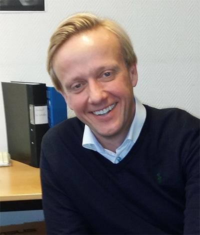T.G.I.F: Andreas Andersen (VD på Liseberg)