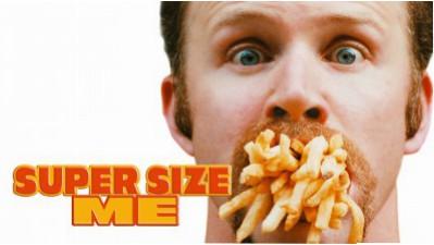 "TEMA MAT: ""Super Size Me"" Filmsnacks Avskalat"