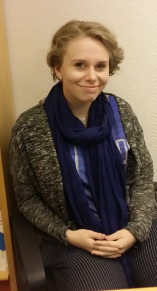 TEMA VÅR: Intervju med Johanna, student socionomprogrammet