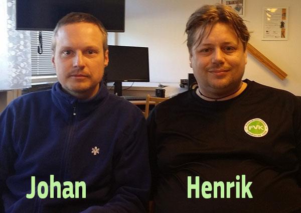 TEMA VÅR: T.G.I.F. med Johan och Henrik från Friskvårdsklubben