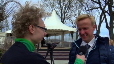 Intervju med Lisebergs VD (pressvisningen 2016)