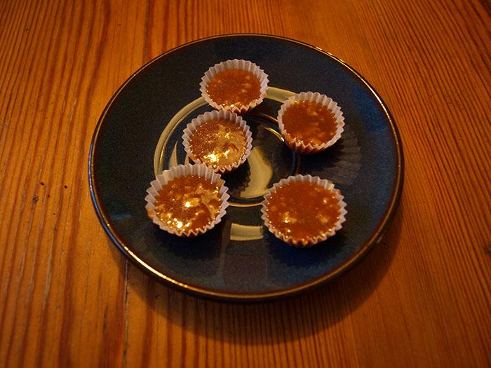 Tema Jul: recept på lite olika, populära julgodis sorter
