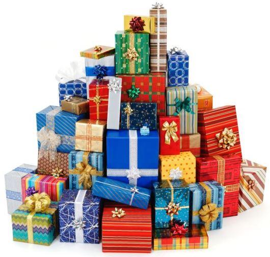 Decembers tema: Jul  Lista på årets julklapp mellan 1988-2016