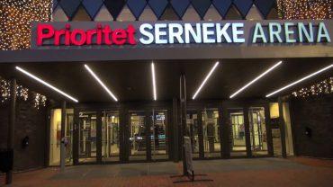Sporthörnan:Ulf Gustavsson besöker Prioritet Serneke Arena