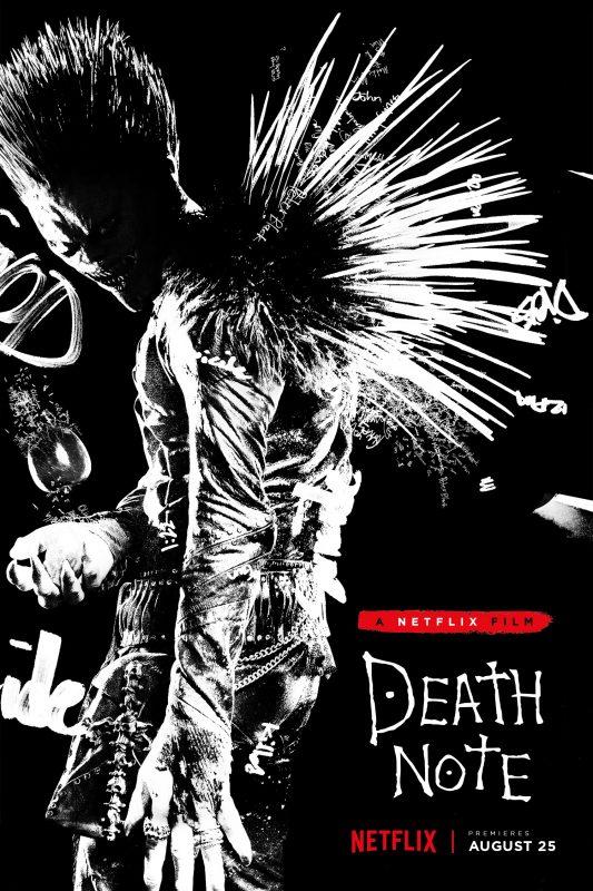 Filmrecension av DeathNote