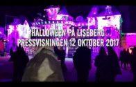 Pressvisning Halloween på Liseberg 2017