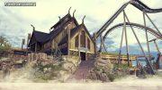 Byggnationen av Valkyria på Liseberg samt intervju med Lisebergs VD