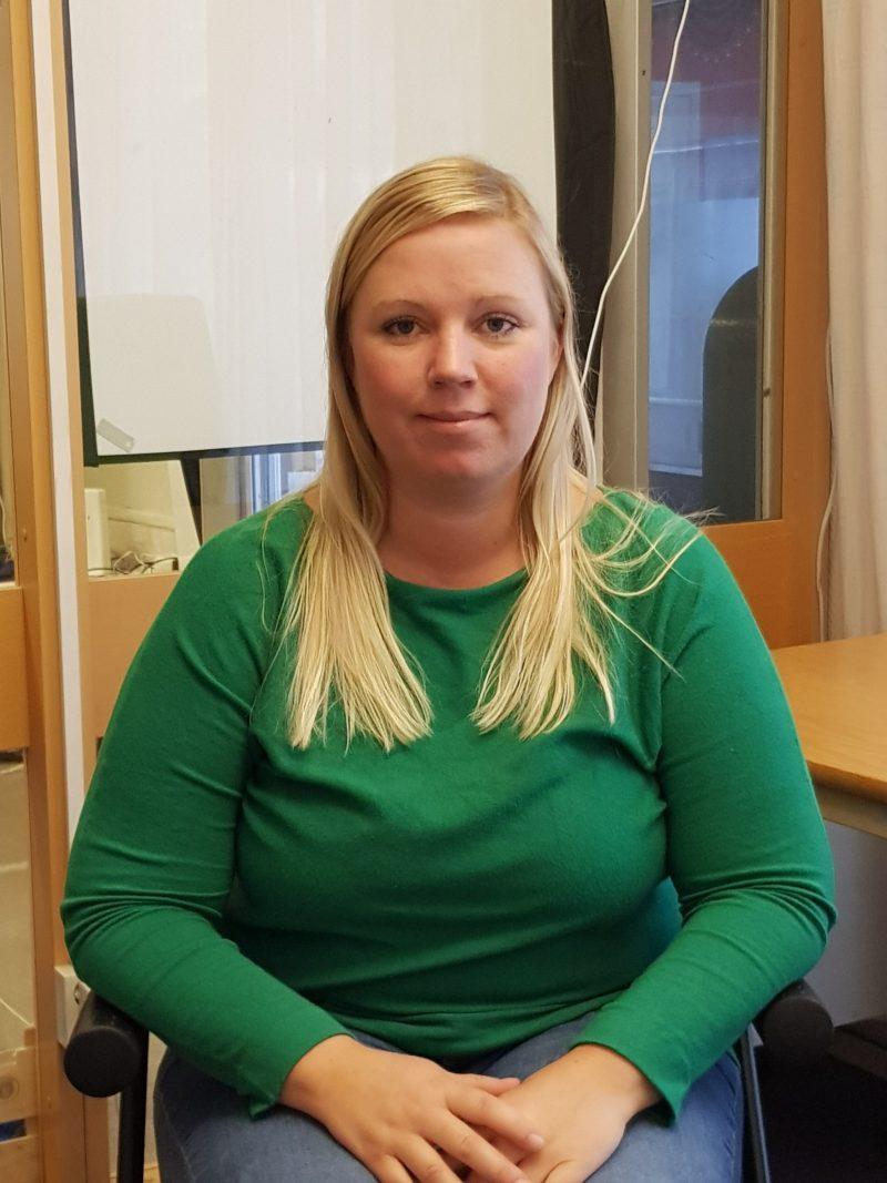 T.G.I.F. Malin Hegg Enhetschef för Kulturlabbet/Mediatorget