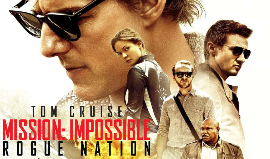 Nöjestipset: Mission Impossible Rogue Nation